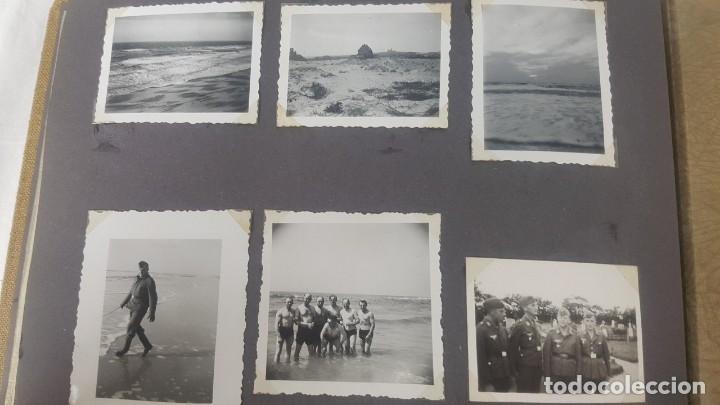 Militaria: Álbum de Fotos de un soldado Alemán de la Luftwaffe Segunda Guerra Mundial 154 Fotografias - Foto 56 - 132486574