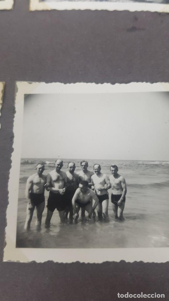 Militaria: Álbum de Fotos de un soldado Alemán de la Luftwaffe Segunda Guerra Mundial 154 Fotografias - Foto 57 - 132486574