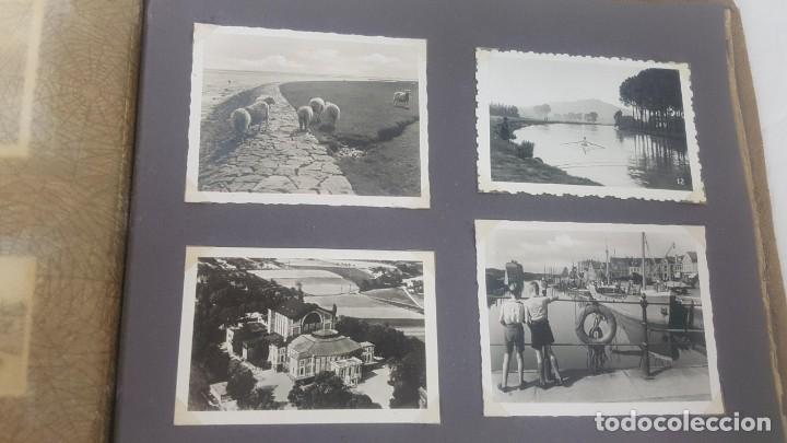 Militaria: Álbum de Fotos de un soldado Alemán de la Luftwaffe Segunda Guerra Mundial 154 Fotografias - Foto 59 - 132486574