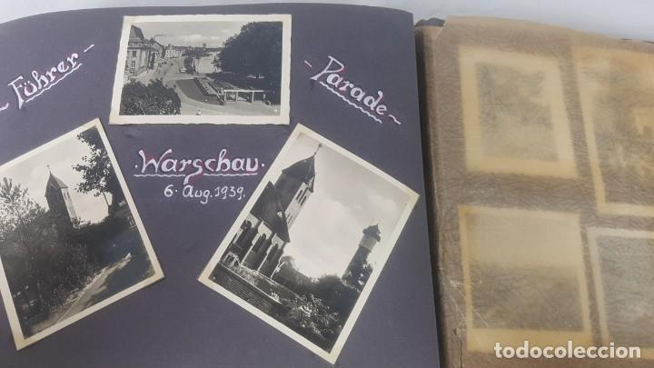 Militaria: Álbum de Fotos de un soldado Alemán de la Luftwaffe Segunda Guerra Mundial 154 Fotografias - Foto 60 - 132486574