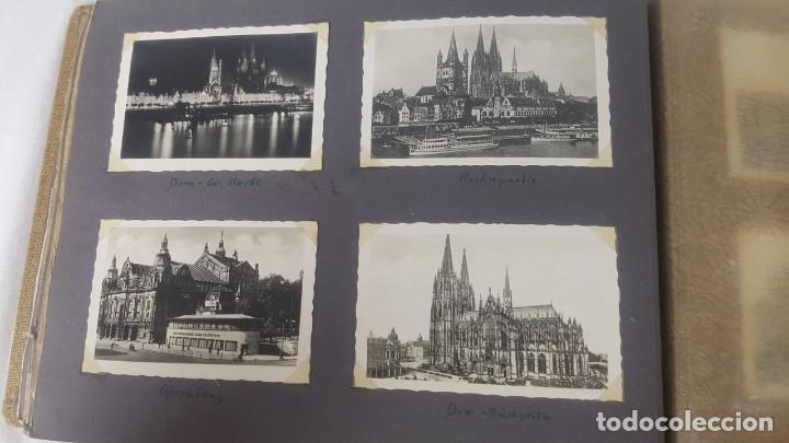 Militaria: Álbum de Fotos de un soldado Alemán de la Luftwaffe Segunda Guerra Mundial 154 Fotografias - Foto 65 - 132486574