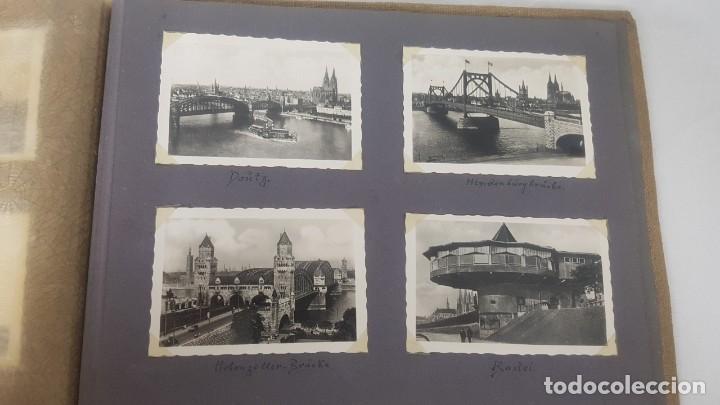 Militaria: Álbum de Fotos de un soldado Alemán de la Luftwaffe Segunda Guerra Mundial 154 Fotografias - Foto 66 - 132486574