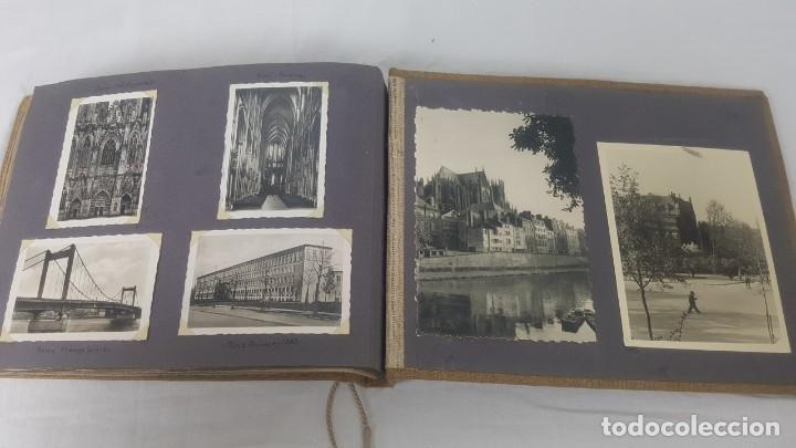 Militaria: Álbum de Fotos de un soldado Alemán de la Luftwaffe Segunda Guerra Mundial 154 Fotografias - Foto 67 - 132486574