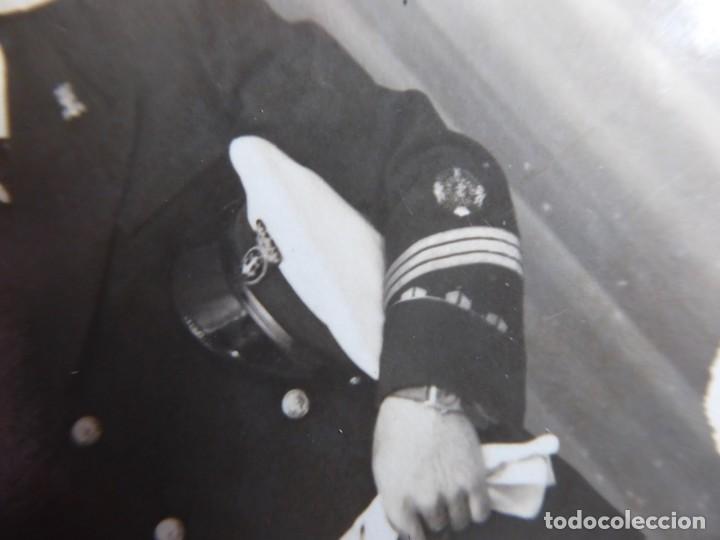 Militaria: Fotografía sargento Infantería de Marina. Laureada Colectiva 18 de Julio Cádiz - Foto 6 - 132763386