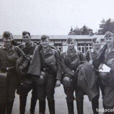 Militaria: FOTOGRAFÍA SOLDADOS LUFTWAFFE.. Lote 132766334