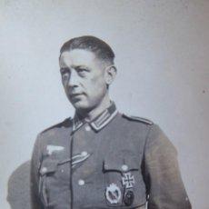 Militaria: FOTOGRAFÍA SARGENTO DEL EJÉRCITO ALEMÁN. 1943. Lote 132766650