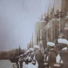 Militaria: FOTOGRAFÍA GUARDIA MORA. DESFILE DE LA VICTORIA 1939. Lote 132766994