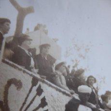Militaria: FOTOGRAFÍA GUARDIA MORA. DESFILE DE LA VICTORIA 1939. Lote 132767082