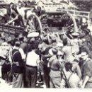 Militaria: MILICIANOS, GUARDIAS ASALTO REPUBLICA SIERRA MADRID CAÑONES DEFENSA MADRID 1936 GUERRA CIVIL. Lote 132813698