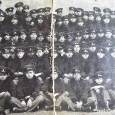 Militaria: FOTOGRAFÍA GUARDIAS JÓVENES CONDUCTORES GUARDIA CIVIL. SEGUNDA REPÚBLICA. Lote 132838450