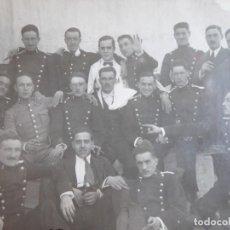 Militaria: FOTOGRAFÍA GUARDIAS CIVILES. ALFONSO XIII. Lote 132839494