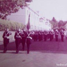 Militaria: FOTOGRAFÍA GUARDIA DE FRANCO. REGIMIENTO DE LA GUARDIA DE S.E. EL JEFE DEL ESTADO. Lote 133415238