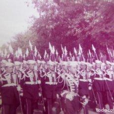 Militaria: FOTOGRAFÍA GUARDIA DE FRANCO ALABARDEROS. REGIMIENTO DE LA GUARDIA DE S.E. EL JEFE DEL ESTADO. Lote 133415598