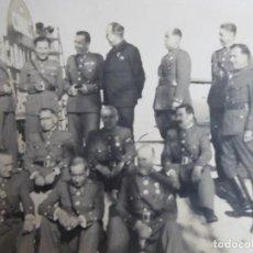 Militaria: FOTOGRAFÍA GUARDIAS CIVILES. CÁDIZ. Lote 133419582