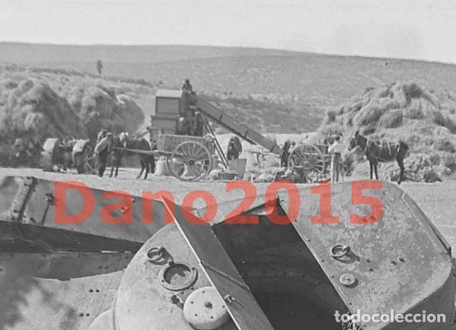 Militaria: Tanque Destruido en Sarrion Teruel Guerra Civil Española - Negativo de Celuloide - Foto 4 - 133543282