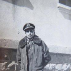 Militaria: FOTOGRAFÍA CADETE ACADEMIA GENERAL DEL AIRE. SAN JAVIER 1950. Lote 133580342
