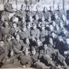 Militaria: FOTOGRAFÍA SOLDADOS INGENIEROS DEL EJÉRCITO ESPAÑOL.. Lote 133582110