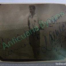 Militaria - FOTOGRAFÍA ORIGINAL. SOLDADO GUERRA CIVIL. SEPTIEMBRE DE 1937 (8,5 X 6 CM) - 133612730