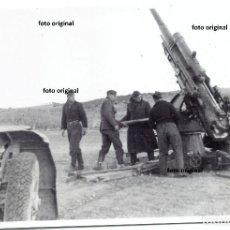 Militaria: ARTILLERIA LEGION CONDOR ZONA CATALANA 1939 FINAL DE GUERRA CIVIL. Lote 134030942