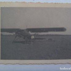 Militaria: GUERRA CIVIL - AVIACION : FOTO DE AVION . Lote 134801838