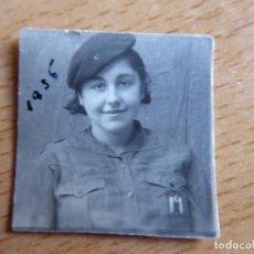 Militaria: FOTOGRAFÍA SECCIÓN FEMENINA FALANGE. 1936. Lote 134875238