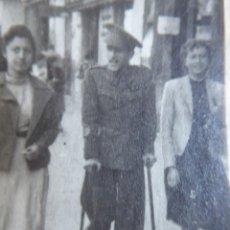Militaria: FOTOGRAFÍA TENIENTE PROVISIONAL DEL EJÉRCITO NACIONAL. SEPTIEMBRE 1939. Lote 134875490