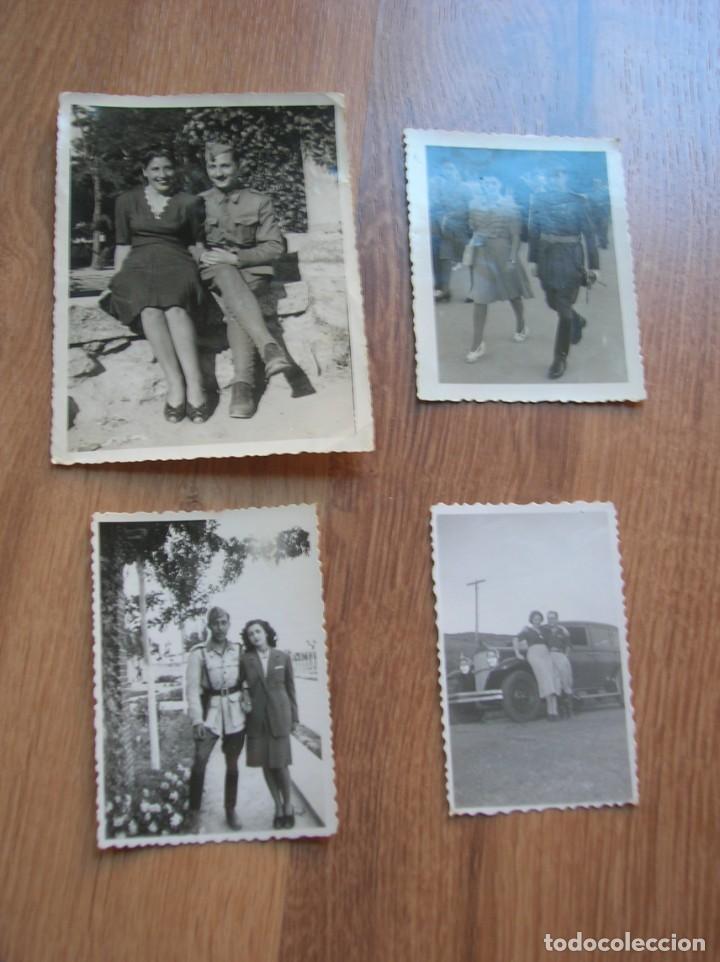 Militaria: LOTE DE FOTOGRAFIAS DE LA GUERRA CIVIL E INMEDIATA POSGUERRA. - Foto 6 - 134915394