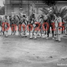 Militaria: CAMPAÑA MILITAR GUERRA DEL RIF MARRUECOS 1909 - NEGATIVO DE CRISTAL - FOTOGRAFIA ANTIGUA. Lote 134968242