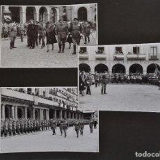 Militaria: ÁLBUM ACADEMIA DE ARTILLERÍA DE SEGOVIA. GENERAL BILAUREADO VARELA GENERAL SALIQUET. Lote 135224190
