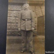 Militaria: POSTCARD SOLDADO IMPERIAL ALEMAN. II REICH. AÑOS 1914-18. Lote 135742718