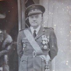 Militaria: FOTOGRAFÍA TENIENTE CORONEL AVIACIÓN.. Lote 135953434