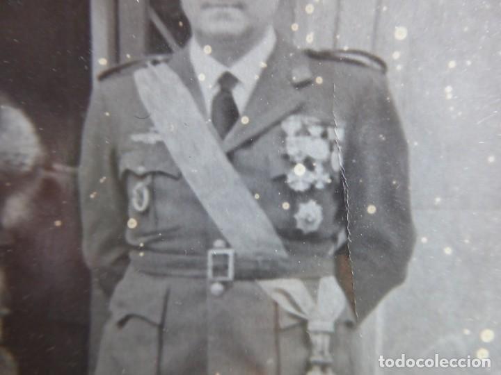 Militaria: Fotografía teniente coronel aviación. - Foto 3 - 135953434