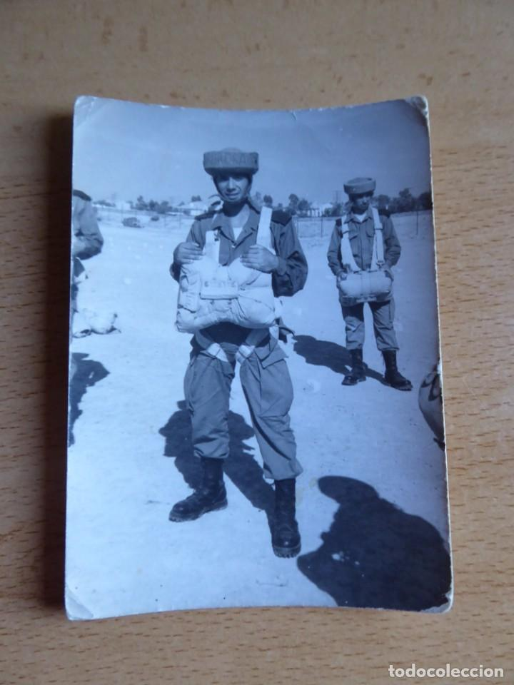 Militaria: Fotografía paracaidistas Brigada Paracaidista. BRIPAC - Foto 2 - 136072010