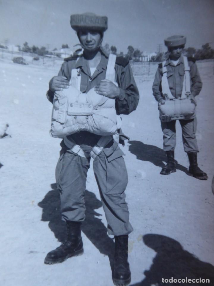 Militaria: Fotografía paracaidistas Brigada Paracaidista. BRIPAC - Foto 3 - 136072010