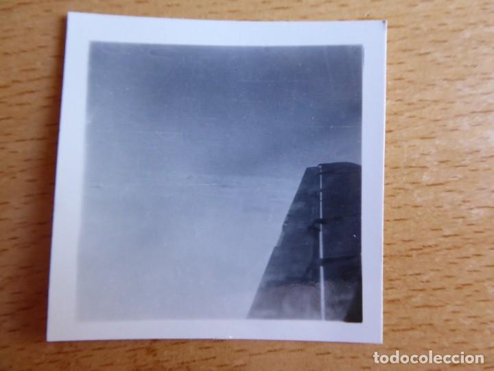 Militaria: Fotografía ala trimotor Junkers 52. - Foto 2 - 136113522