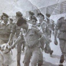 Militaria: FOTOGRAFÍA PARACAIDISTAS BRIGADA PARACAIDISTA. BRIPAC. Lote 136149202