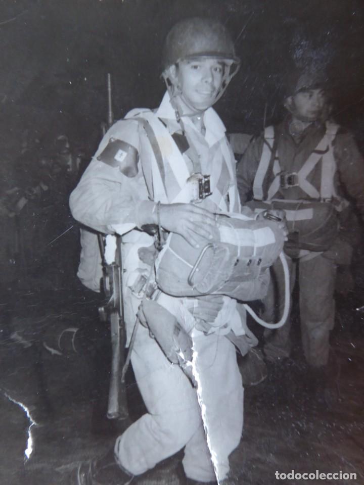 FOTOGRAFÍA PARACAIDISTA BRIGADA PARACAIDISTA. BRIPAC ROGER DE FLOR (Militar - Fotografía Militar - Otros)