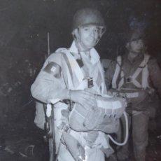 Militaria: FOTOGRAFÍA PARACAIDISTA BRIGADA PARACAIDISTA. BRIPAC ROGER DE FLOR. Lote 136151082