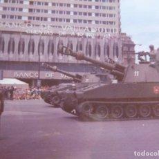 Militaria: FOTOGRAFÍA CARROS DE COMBATE DEL EJÉRCITO ESPAÑOL. DIVISIÓN ACORAZADA BRUNETE. Lote 136226578
