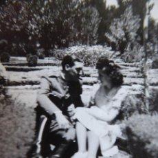 Militaria: FOTOGRAFÍA ALFÉREZ PROVISIONAL DEL EJÉRCITO ESPAÑOL. 1943. Lote 136227418