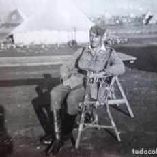Militaria: FOTOGRAFÍA ALFÉREZ DEL EJÉRCITO ESPAÑOL.. Lote 136227958