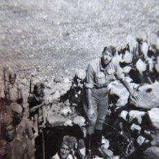 Militaria: FOTOGRAFÍA SOLDADOS DEL EJÉRCITO ESPAÑOL.. Lote 136230358