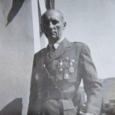 Militaria: FOTOGRAFÍA COMANDANTE ALEMÁN LEGIÓN CONDOR. MADRID 1943. Lote 136310070