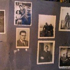 Militaria - FOTOS INEDITAS OFICIAL PILOTO AVIACION LEGION COMBATIENTE EN GUERRA CIVIL MELILLA CIRCA 1939 - 136536734