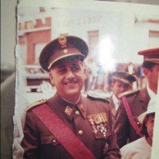 Militaria: FOTO ANTIGUA INEDITA OFICIAL MILITAR CON MEDALLAS , RELACION CON LEGION. Lote 137099562