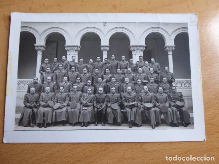 Militaria: Fotografía profesores Academia de Infantería de Transformación. Guadalajara - Foto 2 - 137158578