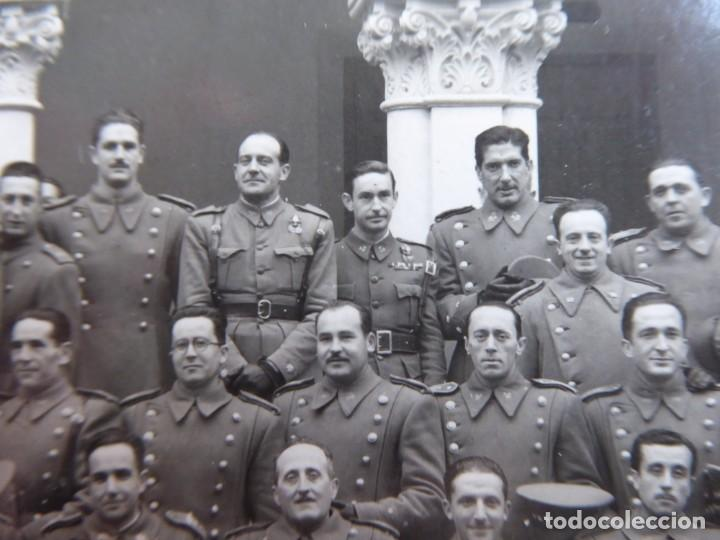 Militaria: Fotografía profesores Academia de Infantería de Transformación. Guadalajara - Foto 3 - 137158578