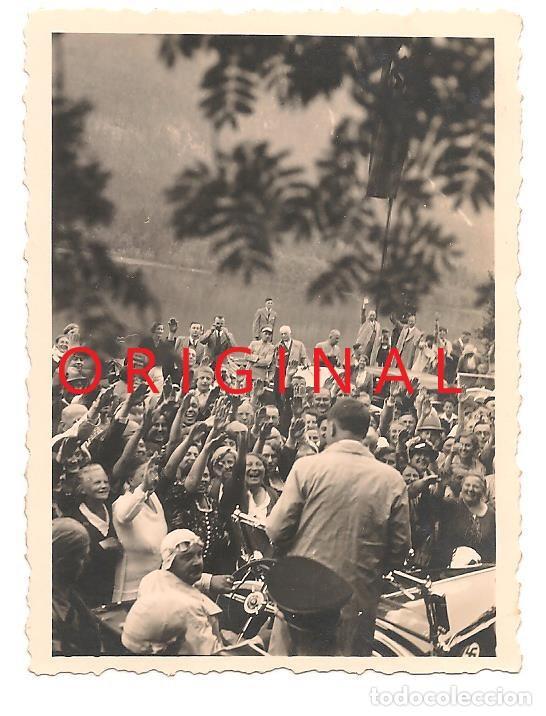 ADOLF HITLER EN FECHA 23 DE JULIO DE 1935 (Militar - Fotografía Militar - II Guerra Mundial)