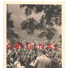 Militaria: ADOLF HITLER EN FECHA 23 DE JULIO DE 1935. Lote 137191498