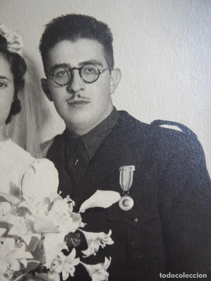 Militaria: Fotografía falangista. Hermandad Cautivos por España - Foto 3 - 137364366